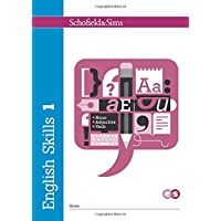 English Skills Book 1: Spelling, Punctuation and Grammar Practice (Year 3, Ages 7-8)