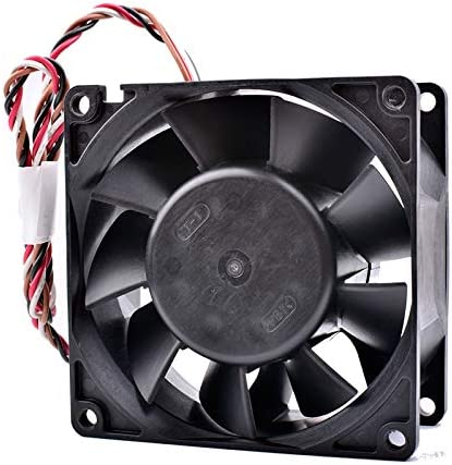 COOLING REVOLUTION 3115RL-04W-B96 8cm 8038 80mm fan 12V 3.00A High air volume PWM control speed cooling fan