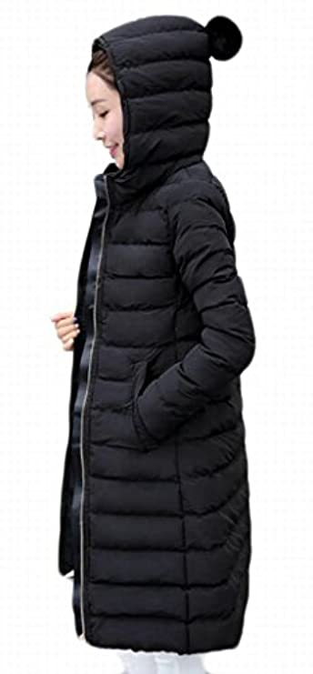 Piumino Imbottito Slim Cappuccio Ainr Leggero In Women's Warm Con Zipper xqffpwgP