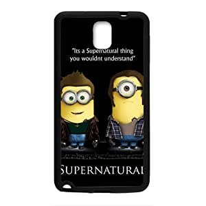 Supernatural Fashion Comstom Plastic case cover For Samsung Galaxy Note3
