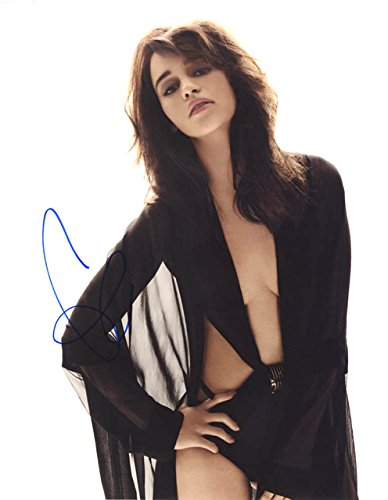 Emilia Clarke - Game of Thrones - Signed 8x10 Photograph MINT with COA & Proof Picture