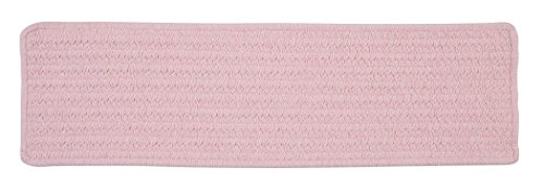 Westminster Stair Tread, Blush Pink -