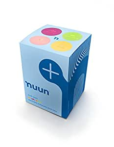 Nuun: Past Formula Electrolyte Enhanced Drink Tabs, Citrus Berry Mix, Box of 4 Tubes