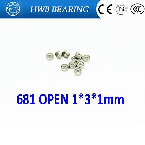 Ochoos 10PCS 6300zz 6300z 103511mm Miniature Ball Bearings