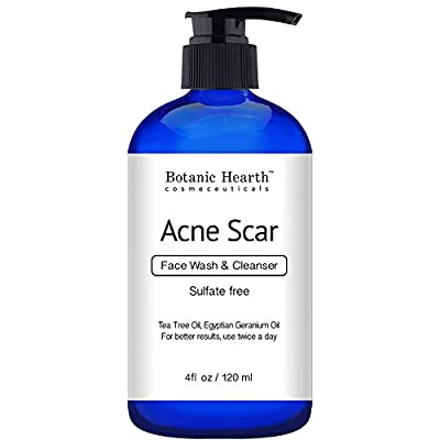 Botanic Hearth Acne Scar Wash, Sulfate Free, Reduces the Appearance of Scars and Hyperpigmentation, for Face and Body, 4 fl oz - 4044549 , B076P3TM24 , 454_B076P3TM24 , 16.98 , Botanic-Hearth-Acne-Scar-Wash-Sulfate-Free-Reduces-the-Appearance-of-Scars-and-Hyperpigmentation-for-Face-and-Body-4-fl-oz-454_B076P3TM24 , usexpress.vn , Botanic Hearth Acne Scar Wash, Sulfate Free, Re