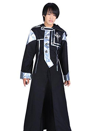 [SDWKIT D.Gray-Man Cosplay Costume Allen Walker Exorcist Uniform V1 Set] (Exorcist Halloween Costume Uk)