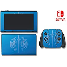 Fire Emblem Awakening If Logo Special Video Game Vinyl Decal Skin Sticker Cover for Nintendo Switch Console System