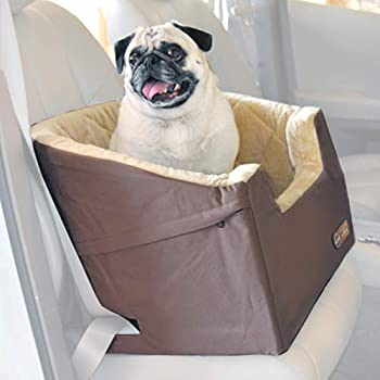 KH Pet Products Bucket Booster Seat Small Tan 145