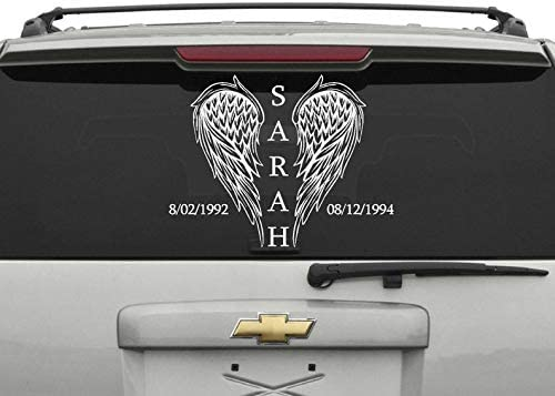 Owl Family Car Decal Sticker Custom Personalized