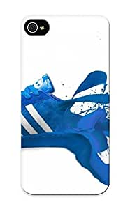 EdfkKF-1886-PSnFl Awesome Adidas Shoe Ad Flip Case With Fashion Design For Iphone 5/5s As New Year's Day's Gift
