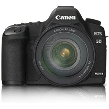 Canon EOS 5D Mark II 21.1MP Full Frame CMOS Digital SLR Camera with EF 24-105mm f/4 L IS USM Lens (OLD MODEL)