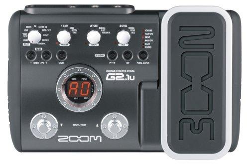 Zoom G2 1U Guitar Effects Interface