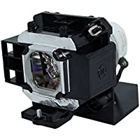 AuraBeam Professional Replacement Projector Lamp for NEC NP14LP With Housing (Powered by Ushio)