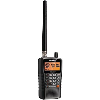 Uniden(r) Bc125at Bearcat Handheld Scanner