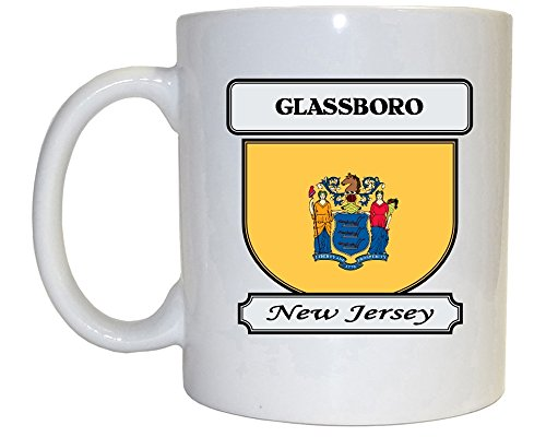 Glassboro, New Jersey (NJ) City Mug
