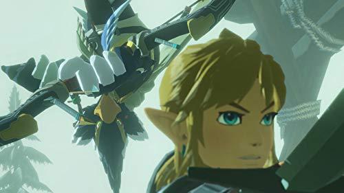 Amazon Com Hyrule Warriors Age Of Calamity Nintendo Switch Nintendo Of America Video Games