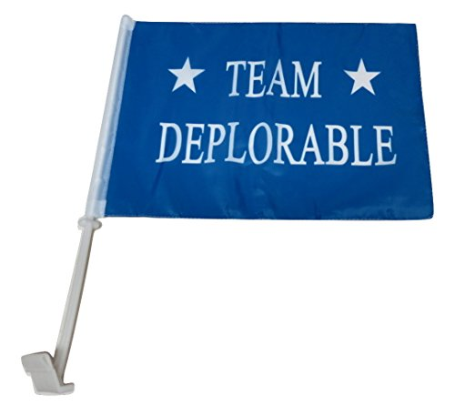 TrendyLuz Flags Team Deplorable 12