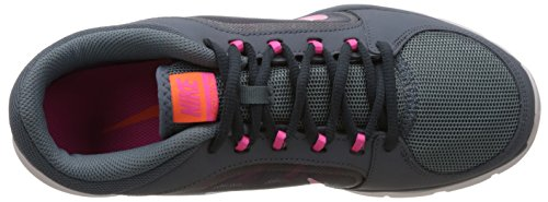 Nike Frauen Flex Trainer 5 Schuh Bl Grpht / Pnk Pw / Clssc Chrcl / Tt