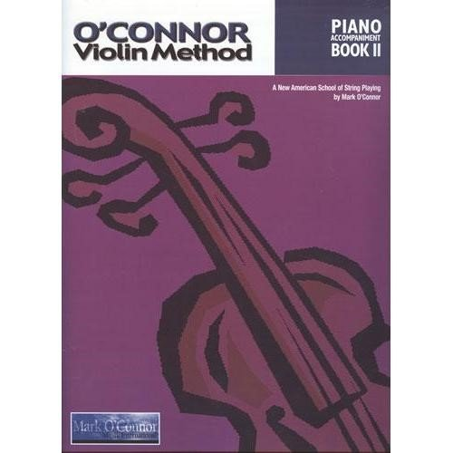 O'Connor Violin Method Book II (Piano)