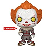 "Funko Pop! Movies: It 2 - Pennywise 10"", Multicolor"