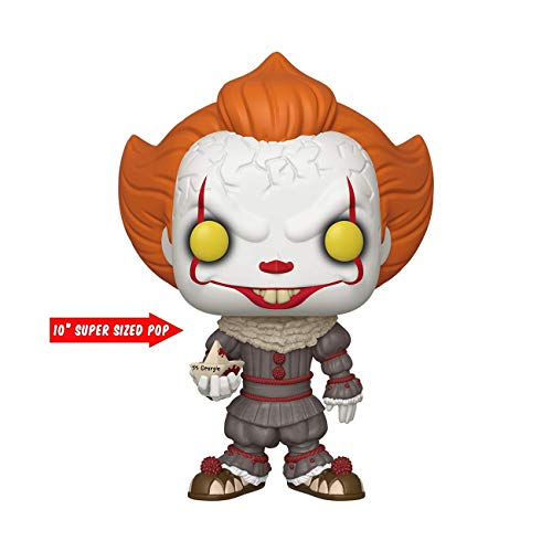 Pop Movies IT Chapter 1- 10 Pennywise w/ Boat
