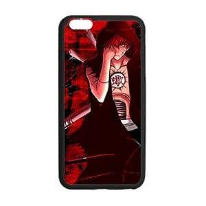 """Derecho consuetudinario Naruto carcasa para iPhone 6Plus, Slicoo–Funda de Protección y cuchillos de iPhone 6Plus coque-couche–Carcasa Case para iPhone 6Plus 5.5"""""""