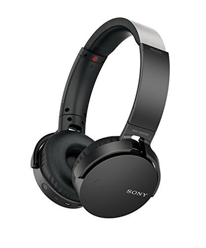 Sony MDR-XB650BT - Auriculares inalámbricos (extra bass, Bluetooth, NFC, diseño plegable, hasta...