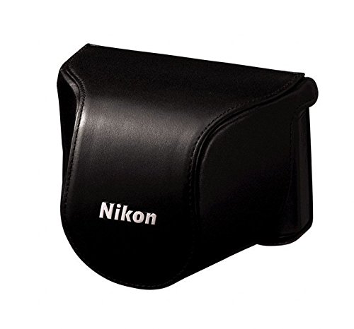 Nikon CB-N2000SA BK Black | Leather Body Case Set for Nikon