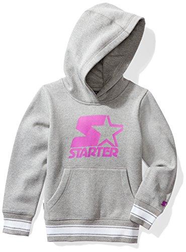 Starter Girls' Pullover Logo Hoodie, Prime Exclusive