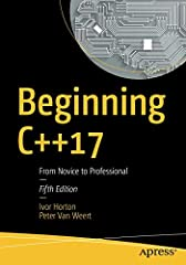 Learn how to program using the updated C++17 language. You'll start with the basics and progress through step-by-step examples to become a working C++ programmer. All you need are Beginning C++17 and any recent C++ compiler and you'll ...