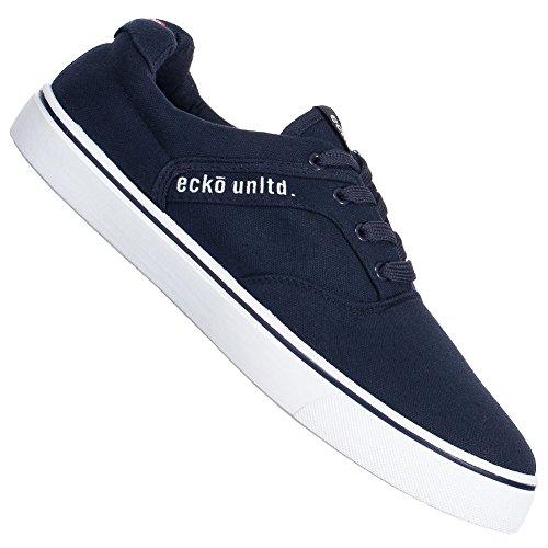 Unltd EFM00043 Marc Herren Sneaker Navy Ecko Ecko ppqBES
