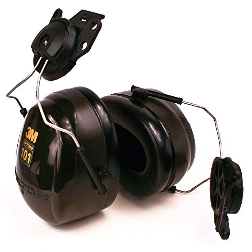 3M PELTOR Optime 101 Cap-Mount Earmuffs H7P3E 10 EA/Case