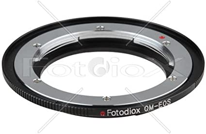 Fotodiox Pro Lens Mount Adapter Compatible With Olympus Kamera