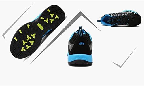 メンズ レディース ハイキングシューズ アウトドア 衝撃吸収 スキッド 防水 防滑 通気性耐磨耗 男女兼用トレッキングシューズ ローカット レースアップ軽量 スポーツ「イノヤ」