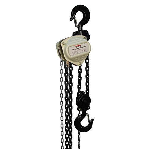 Jet 101951 S90-500-15, 5-Ton Hand Chain Hoist with 15 ft. Lift