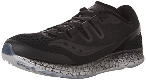 de Iso Freedom Saucony Femme Black Chaussures Fitness tHqx8ZPn8