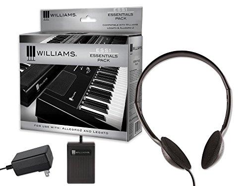 williams allegro 2 88 key hammer action digital piano packages beginner package buy online in. Black Bedroom Furniture Sets. Home Design Ideas