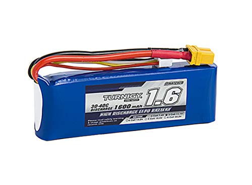 Price comparison product image SKB family Turnigy 1600mAh 3S 30C Lipo Pack