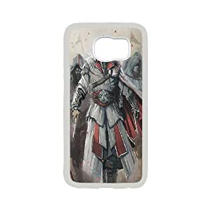 Wholesale Cheap Phone Case For Samsung Galaxy S6 -Assassin's Creed Pattern-LingYan Store Case 10