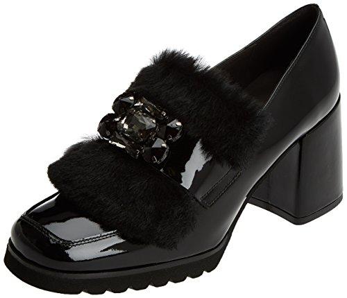 Mocassins 40861 Gadea Gadea Femme Mocassins Noir 40861 Loafers Loafers Noir Femme WFq0ffpYnw