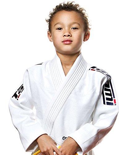 Tatami Kids 5.0柔術GI Estilo 5.0柔術GI – ホワイト ホワイト M0 B0136VP8EM B0136VP8EM, 楽しい晩酌のお手伝いリカーヤマト:a835dfb3 --- capela.dominiotemporario.com