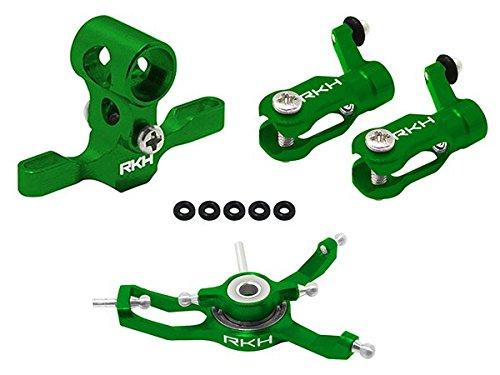 Rakon CNC Head Combo 02 - Blade Nano CP S Green ()