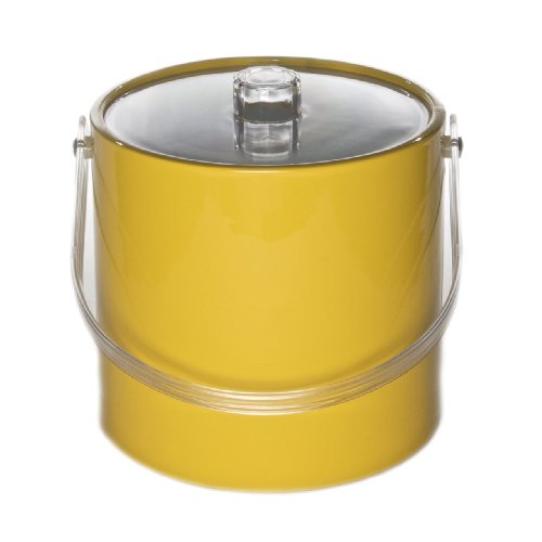 Ice Bucket 702-1 Regency 3-Quart Ice Bucket, Yellow