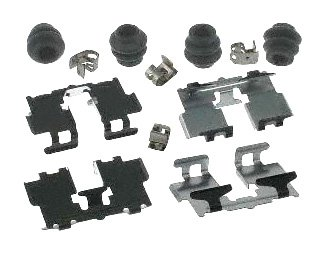 Carlson Quality Brake Parts 13457Q Disc Brake Hardware (Disc Brake Kit Part)