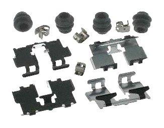 Carlson Quality Brake Parts 13457Q Disc Brake Hardware Kit Carlson (CASZC)