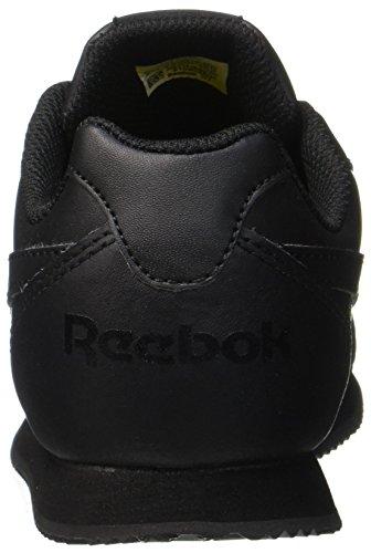 Reebok Royal Cljog 2, Zapatillas de Deporte Unisex Niños Negro (Black)