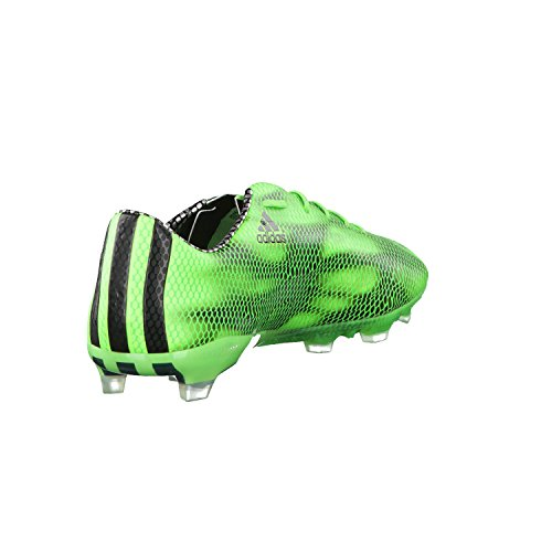 adidas F50 Adizero Firm Ground - Zapatillas de fútbol para hombre solar green-white-core black