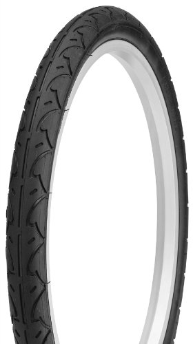 MICHELIN Kenda K909A Smooth Wire Bead Bicycle Tire, Black, 20 X 1.75