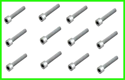 Vehicle Axle Joint Bolts Rear Inner Set of 12 CV 8 x 48mm - House Deals (12 Bolt Rear Axle)
