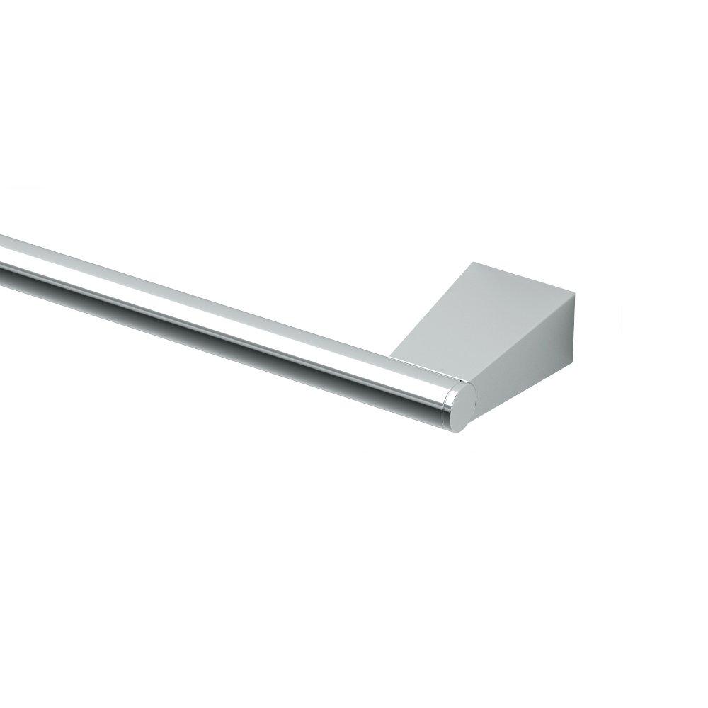 Gatco 4711 Bleu 18'' Towel Bar, Chrome